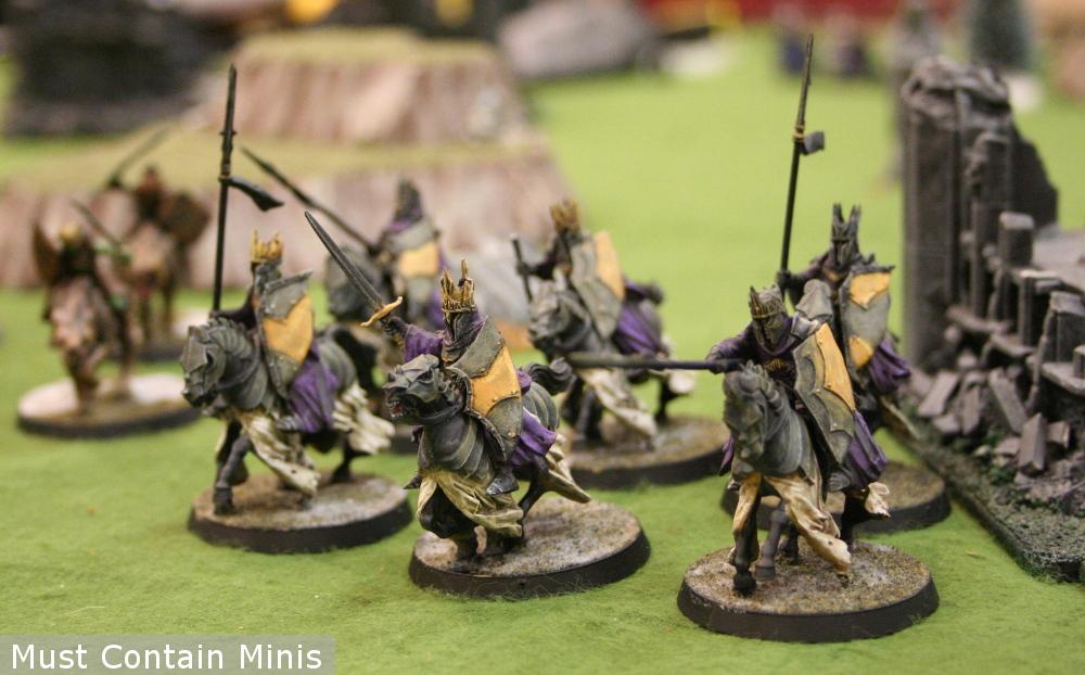 Dark Knights / Death Knight miniatures