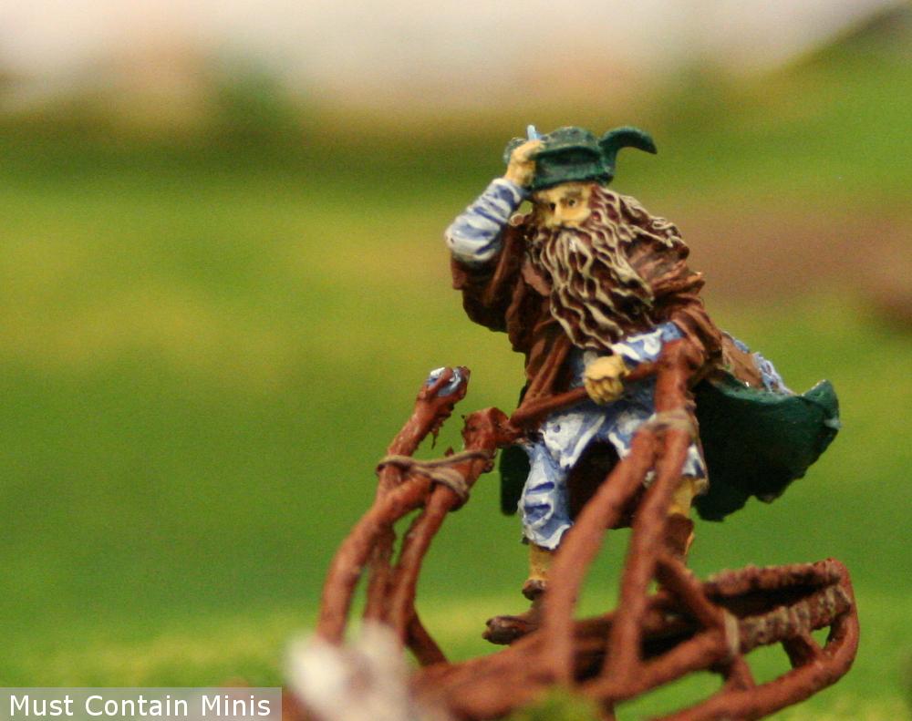 Radagast the Brown™ 28mm Miniature