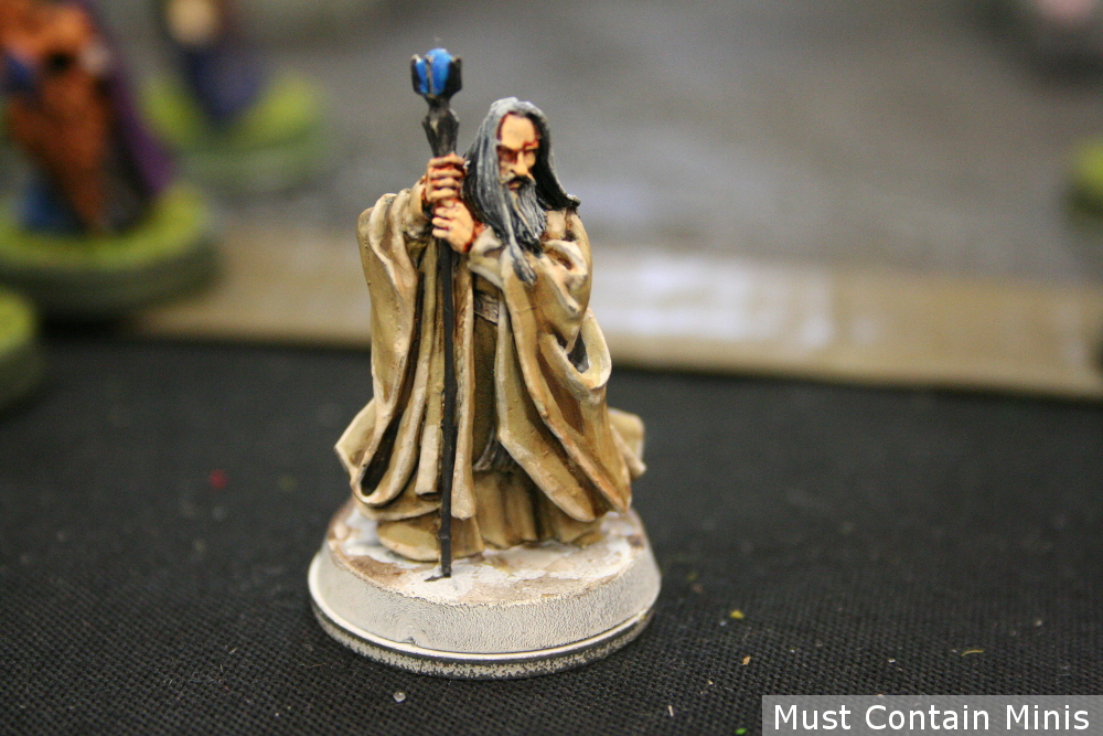 A Lord of the Rings Miniature Wizard - GW