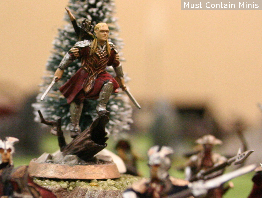 Legolas Greenleaf™ by Games Workshop painted - Lord of the Rings Strategy Battle Game