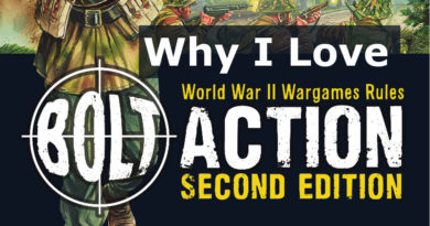 Why play Bolt Action
