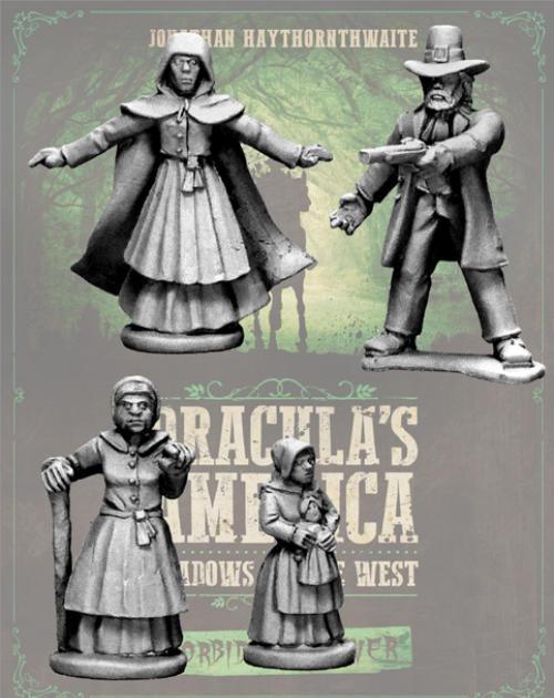 Salem Sisterhood miniatures