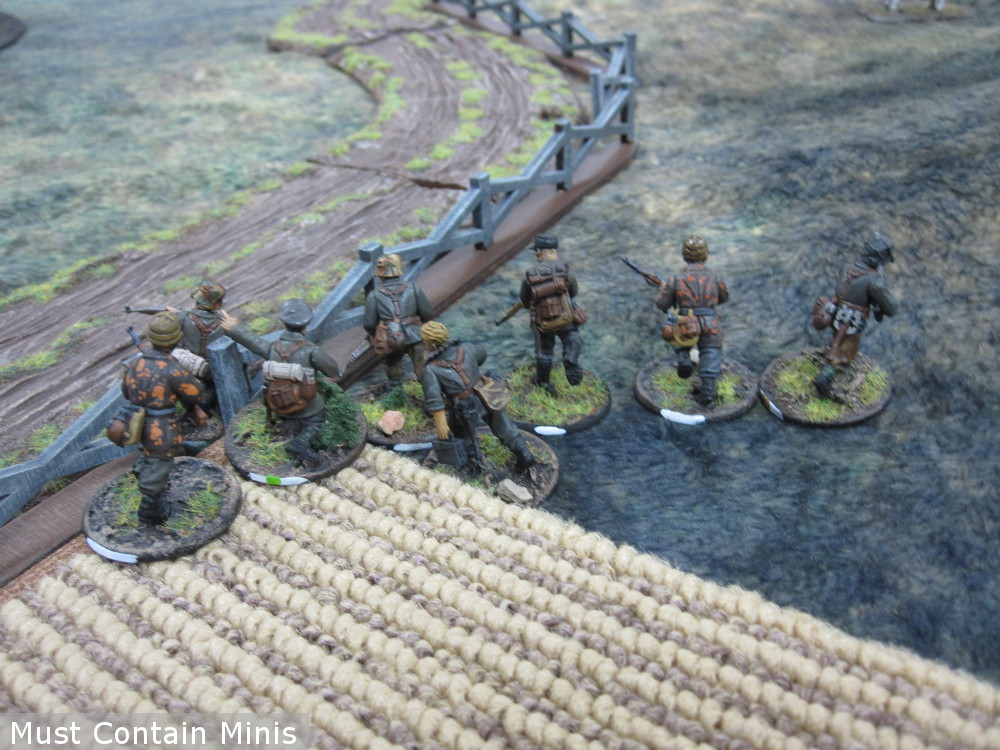 German Soldiers in Market Garden - Bolt Action
