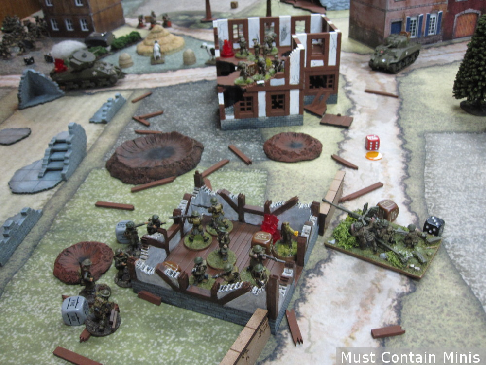 British Victory - 1000 Point After Action Report for Bolt Action