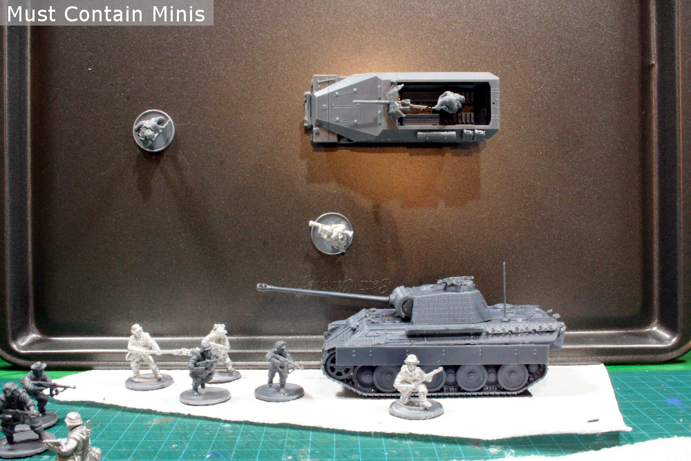 Magnetizing your miniatures for transport