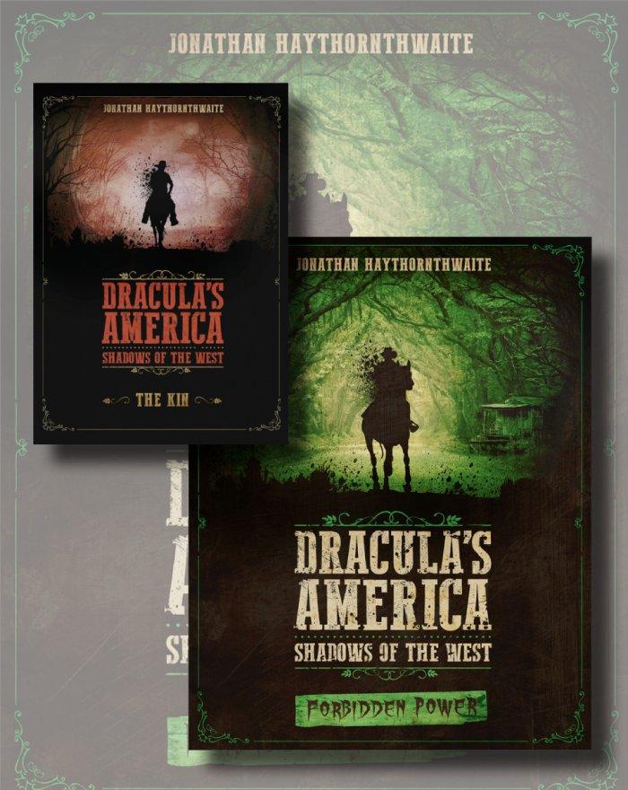 Level one Nickstarter Rewards for Dracula's America Forbidden Power