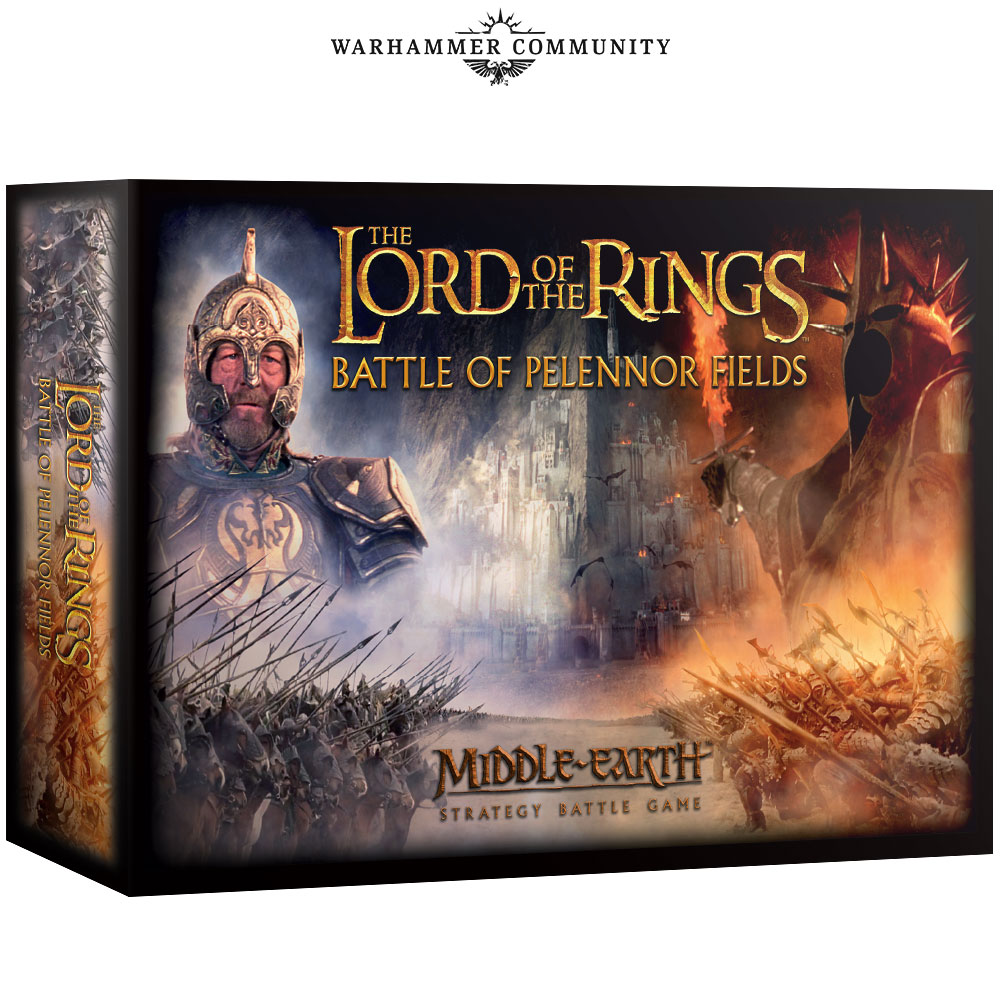 Lord of the Rings Starter set by GW