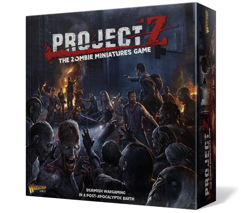 Project Z Starter Set