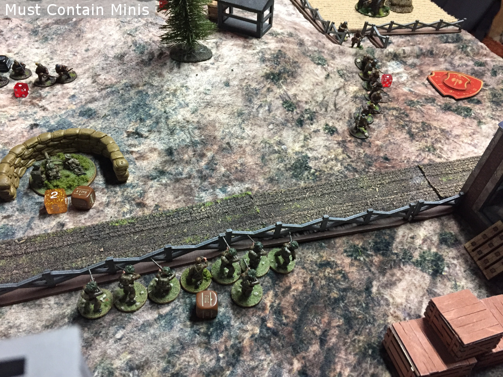 Bolt Action by Osprey Games Battle Report