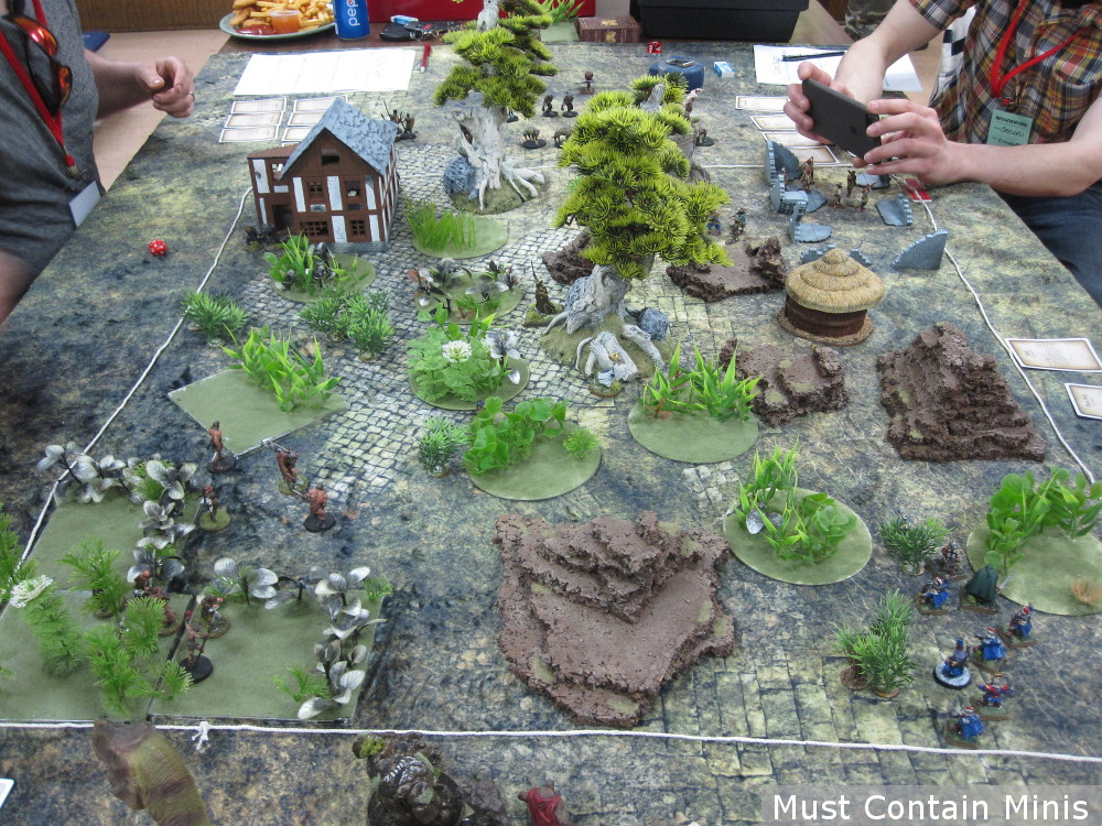 Frostgrave Ghost Archipelago Battle Report and After Action Report (AAR)