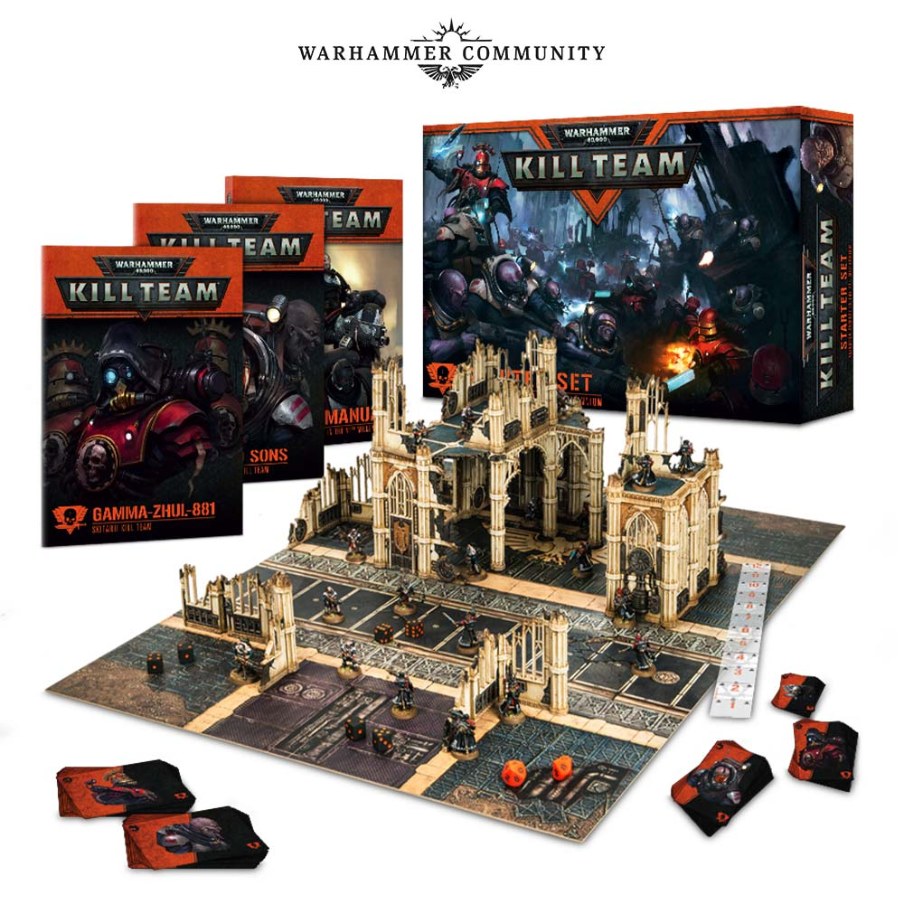 Warhammer 40,000 Kill Team Starter Set