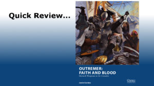 Outremer Review on Bell of Lost Souls