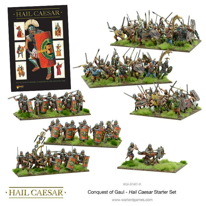 Hail Caesar Starter Set