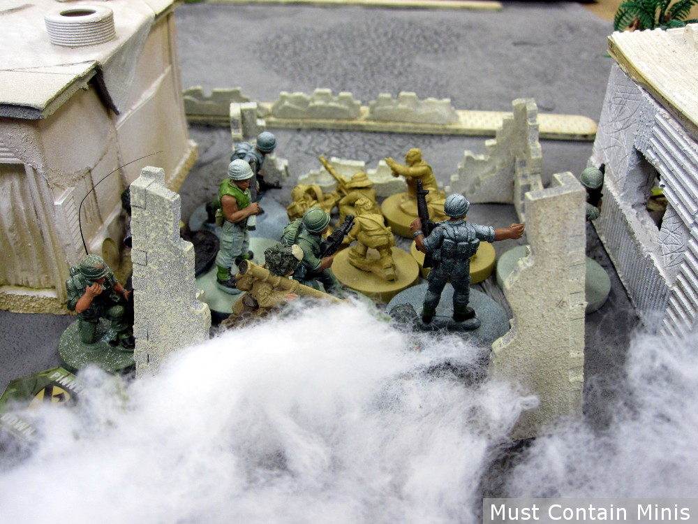 Charlie Company in 28mm - Vietnam Wargaming