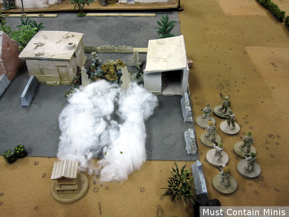Charlie Company 28mm AAR Battle Report