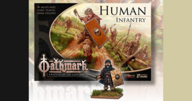 Oathmark Humans by Osprey Games and North Star Military Figures