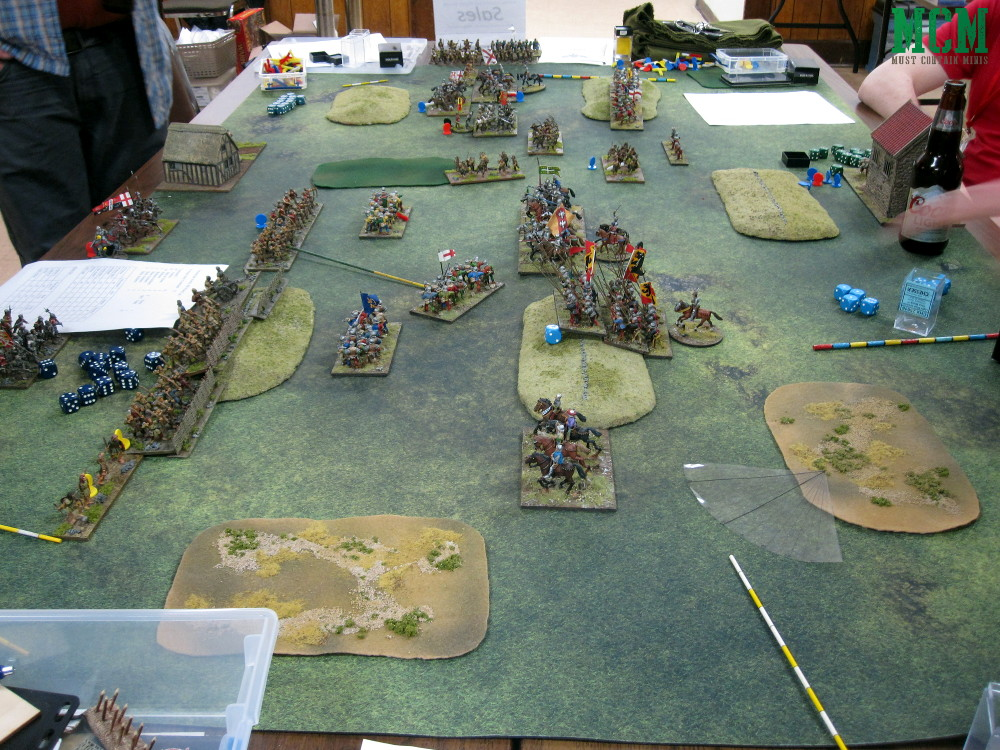 Broadsword Miniature Gaming Convention in Hamilton Ontario Canada