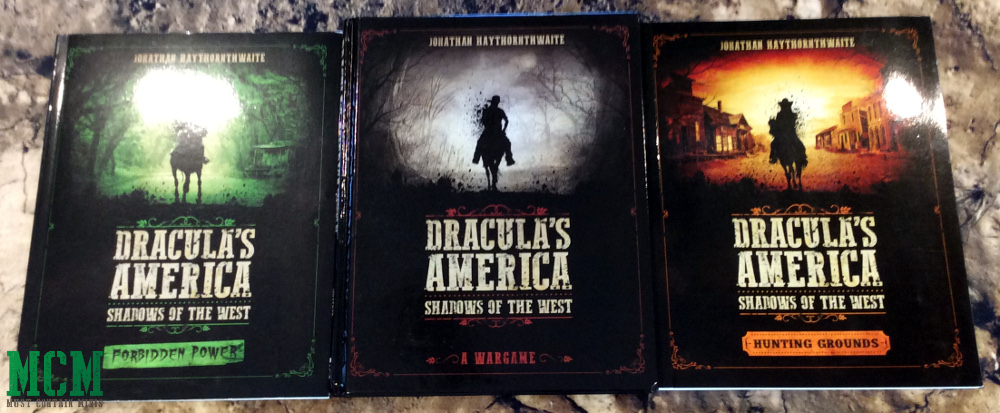 Dracula's America Osprey Book Collection