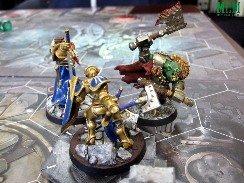 Shadespire Battle