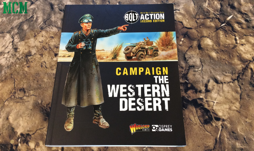 Bolt Action Campaign The Western Desert