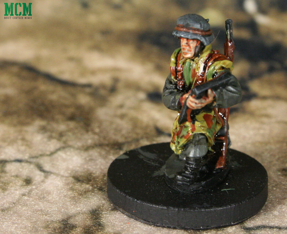 German Forward Observer Miniatures for Bolt Action