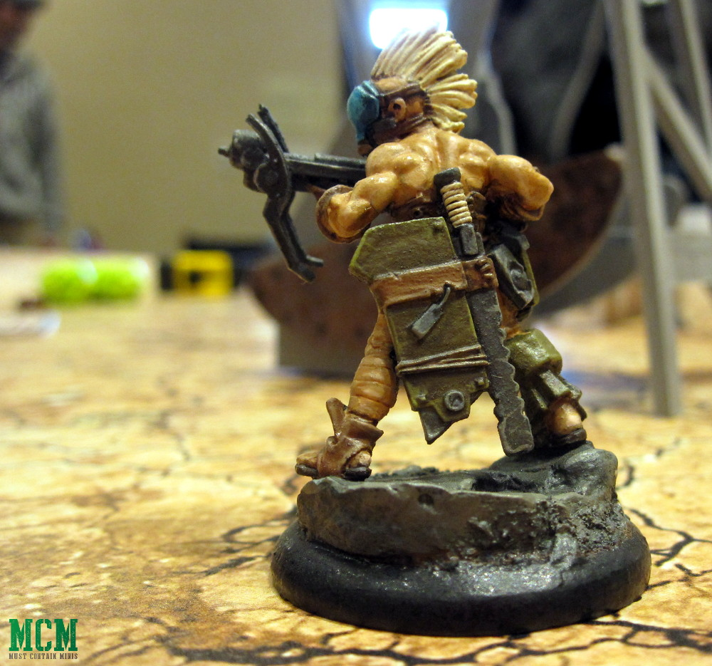Dark Age Outcast Miniatures