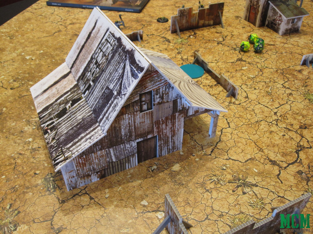 Terrain by Wargames Studio and PlastCraft Games