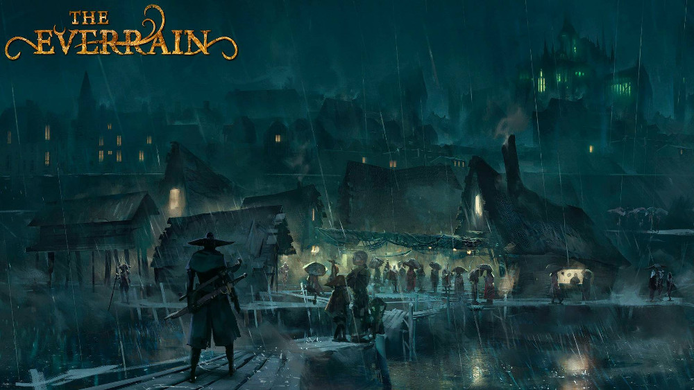 The Everrain Kickstarter by Grimlord Games