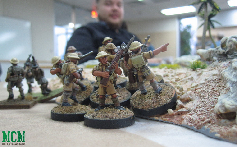 Crucible Crush WW2 Miniatures in Bolt Action