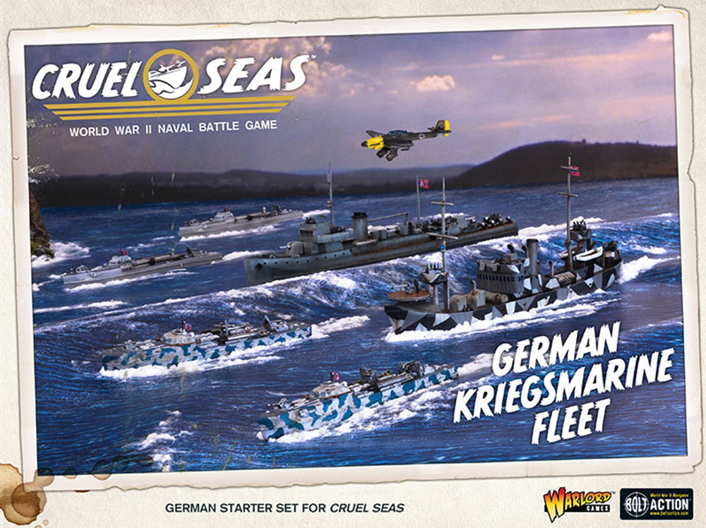 German Cruel Seas Fleet