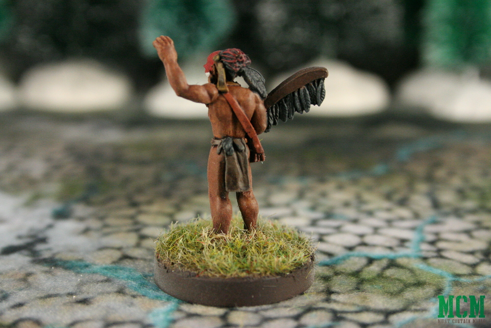 Crucible Crush Flint and Feather Painted Miniatures