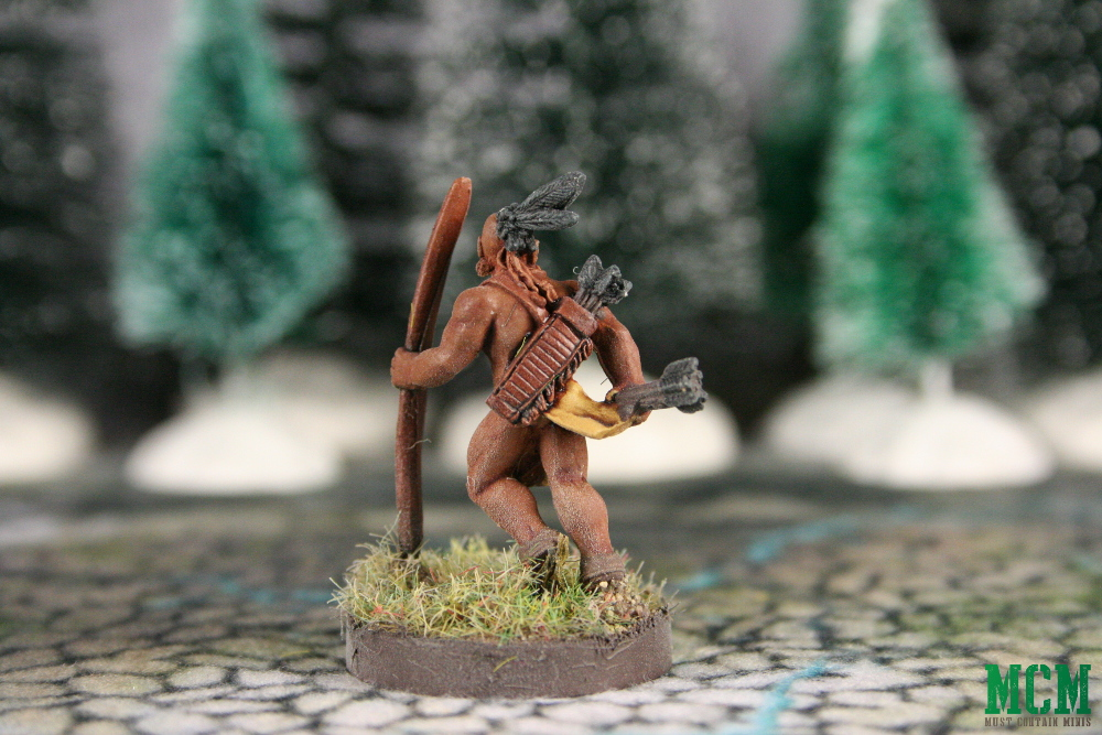 Flint and Feather Painted Miniatures Showcase