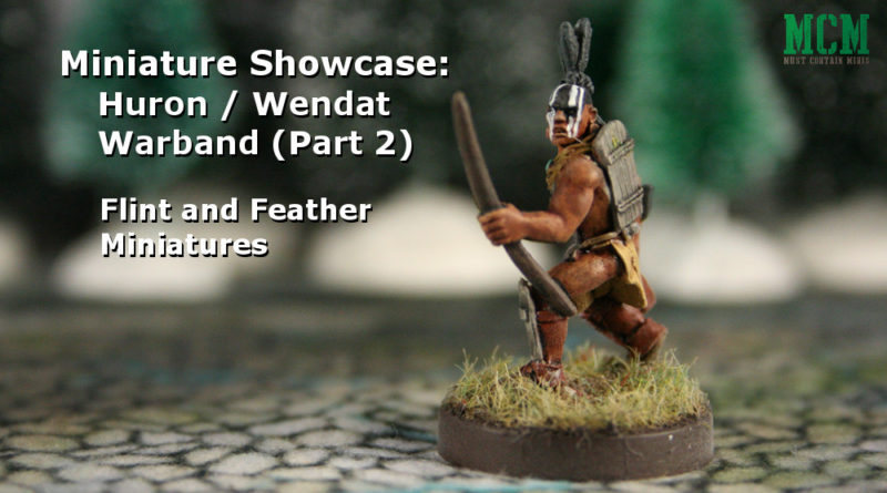 Huron / Wendat Archers
