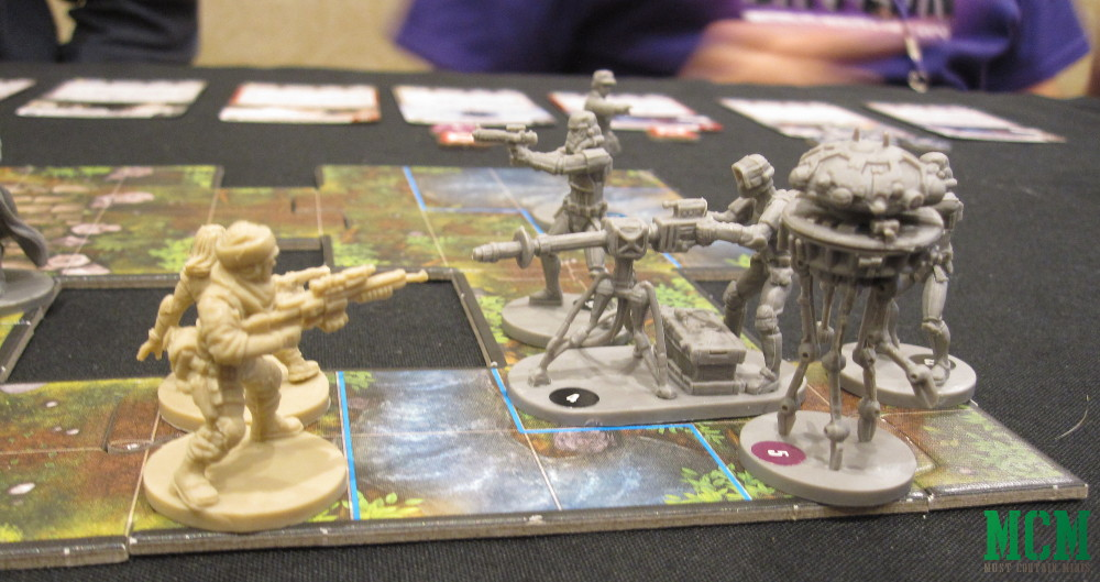 Board Game Battle Report / Play Through - Imperial Assault