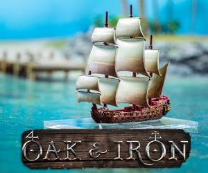 Oak & Iron Kickstarter Ad