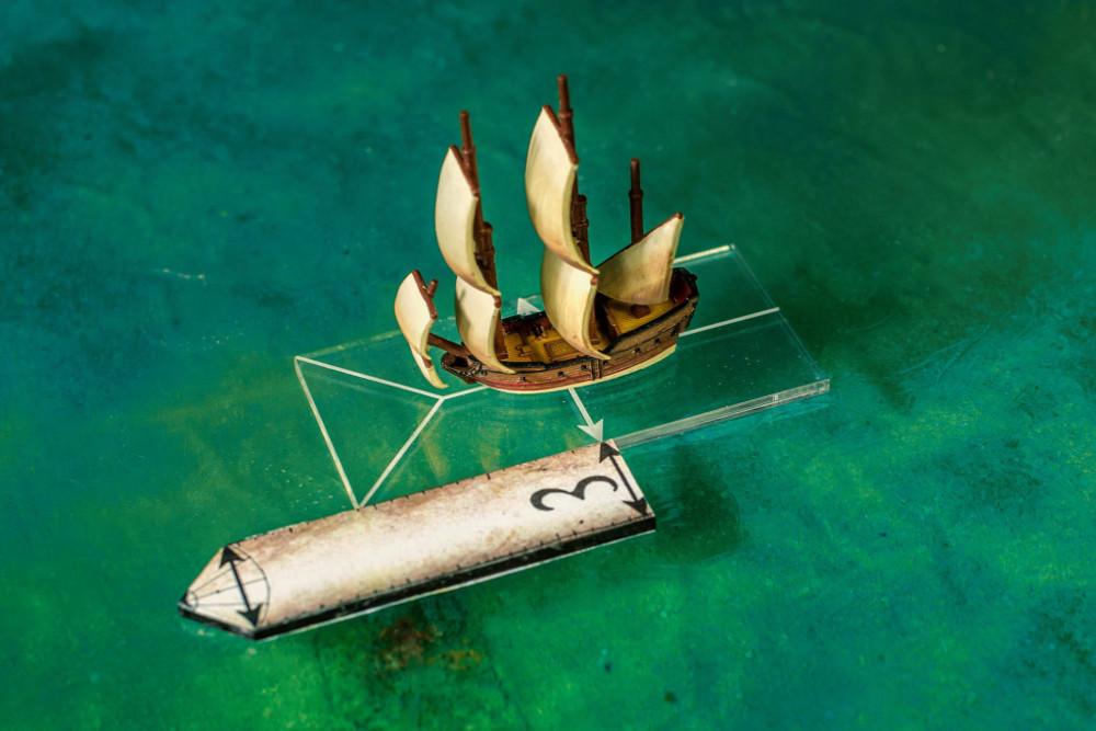 Oak & Iron Ship Movement