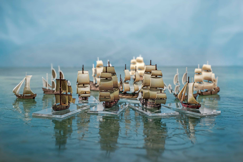 Oak & Iron Ships preview pictures
