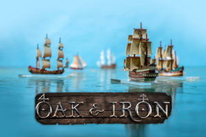 Oak & Iron on Kickstarter