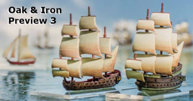 Oak & Iron Miniatures Game Preview 3