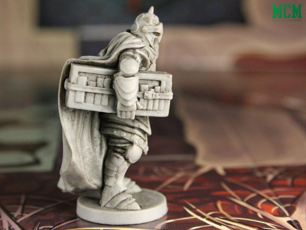 Alphonse (Al) Elric like miniature from fullmetal alchemist.