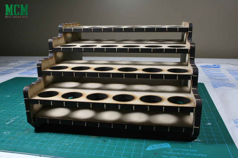 Paint Rack for miniature painters