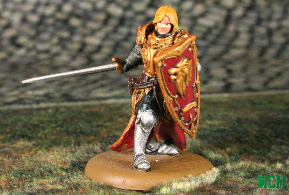 Jaime Lannister Painted Miniature