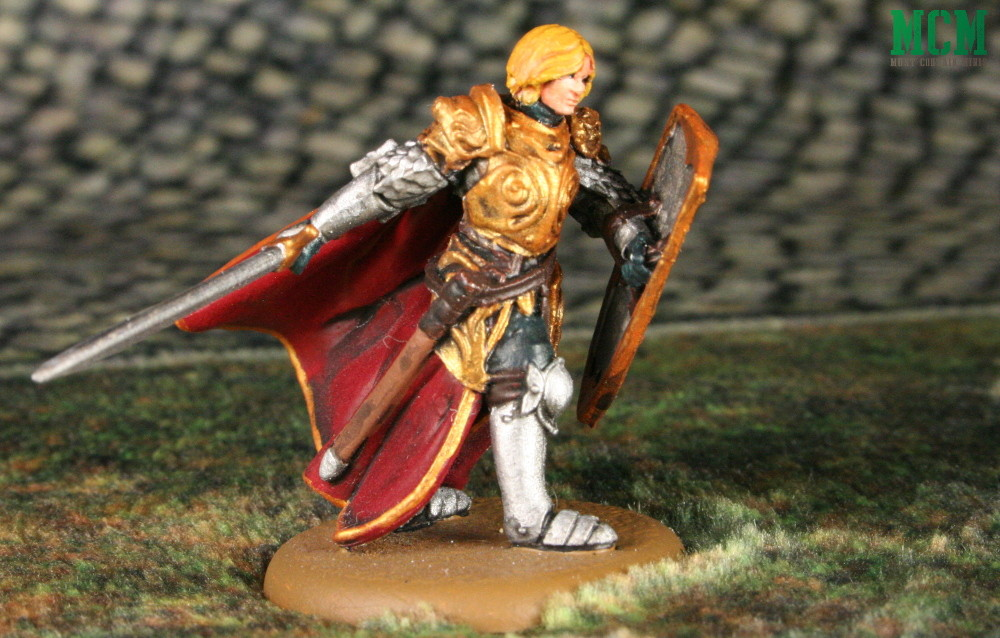 Jamie Lannister - The King Killer Miniature