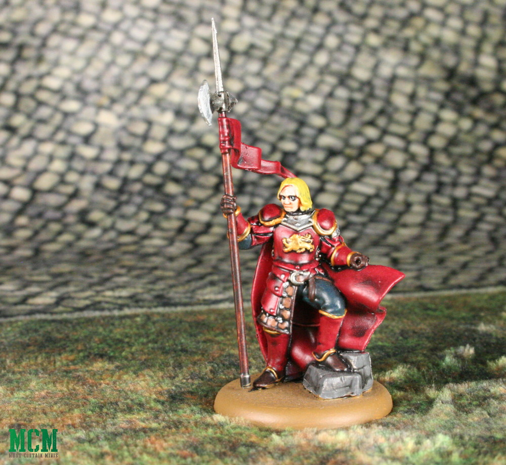 Assault Veteran Miniature for A Song of Ice and Fire the Miniatures Game