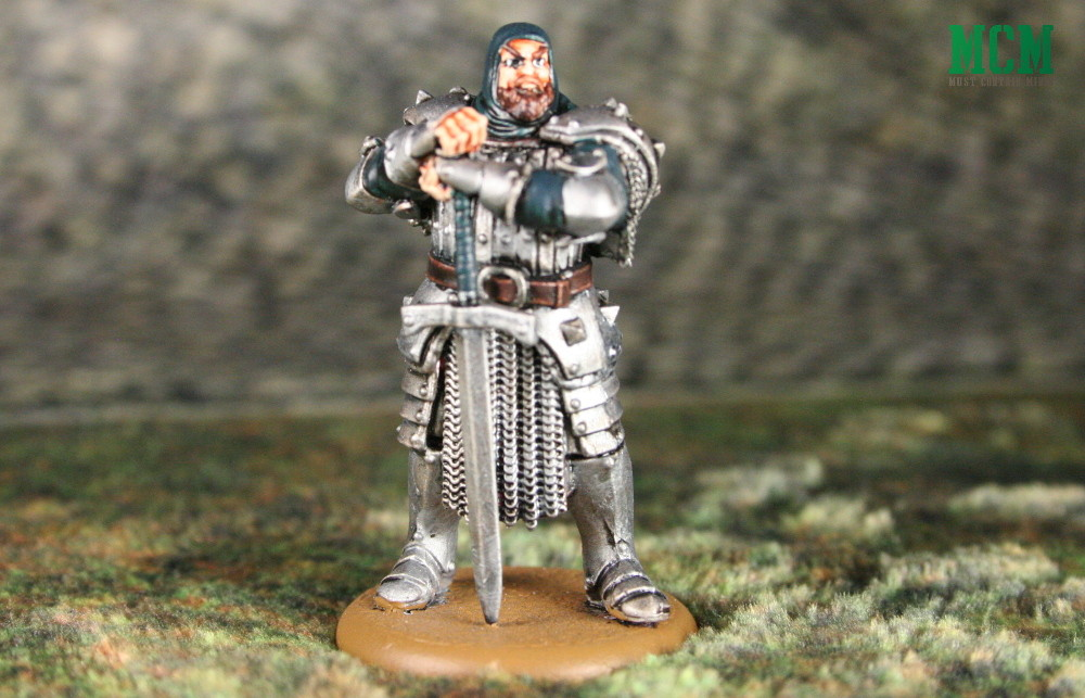 Gregor Clegane the Mountain Miniature Painted a Song of Ice and Fire