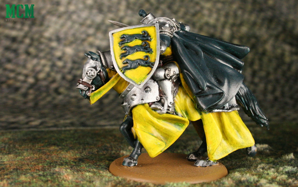 Gregor Clegane - Mini of the Mountain mounted from A Game of Thrones