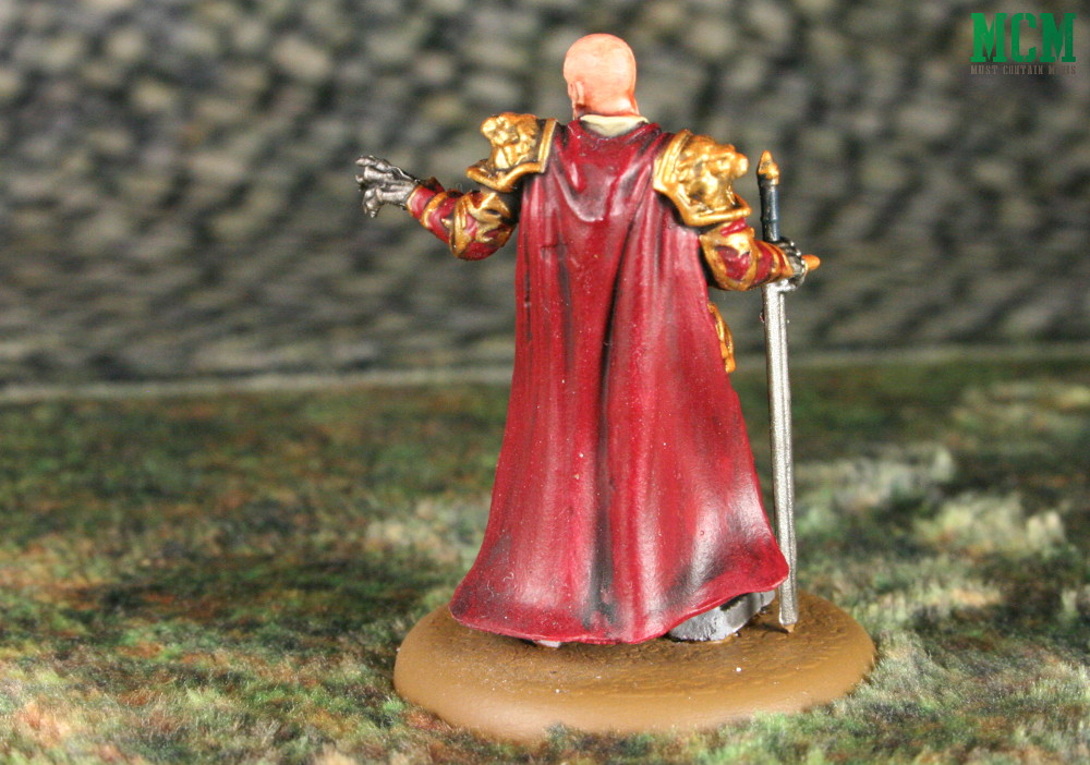 A Song of Ice and Fire Lannister Miniatures Painted Showcase