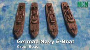Kriegsmarine E-boat