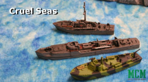 Cruel Seas Torpedo Motor Boat Painted Miniatures Showcase Round Up