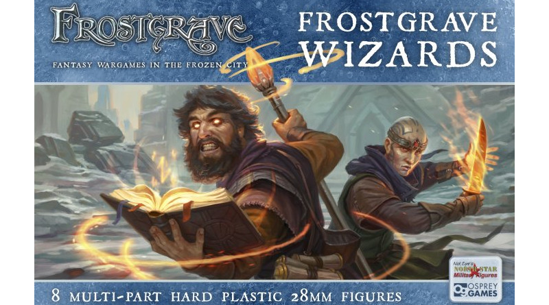 Plastic Frostgrave Wizards!!! - Must Contain Minis [MCM]